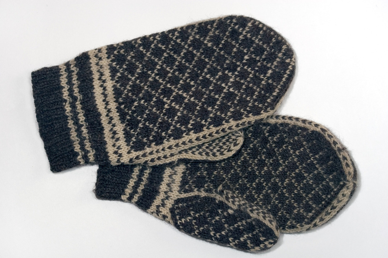 Old mittens
